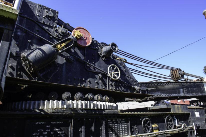 No 19 Steam Crane