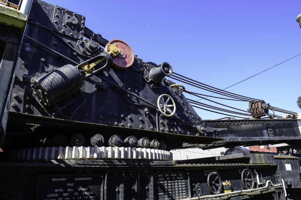 No 19 Steam Crane Image