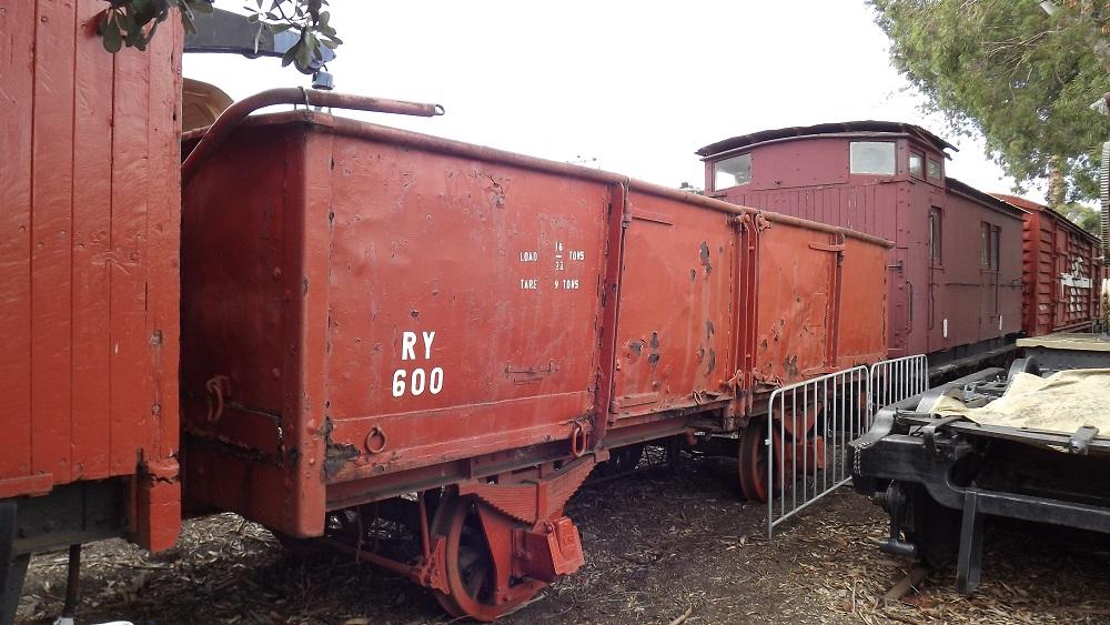 RY 600 Image