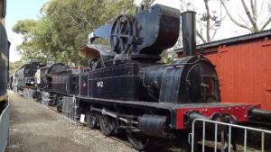 No 2 Steam Crane Image